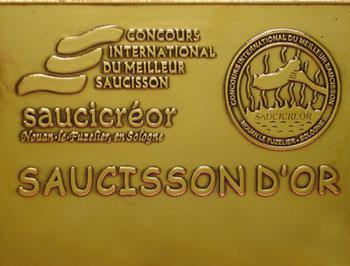 saucisson d'or 2011