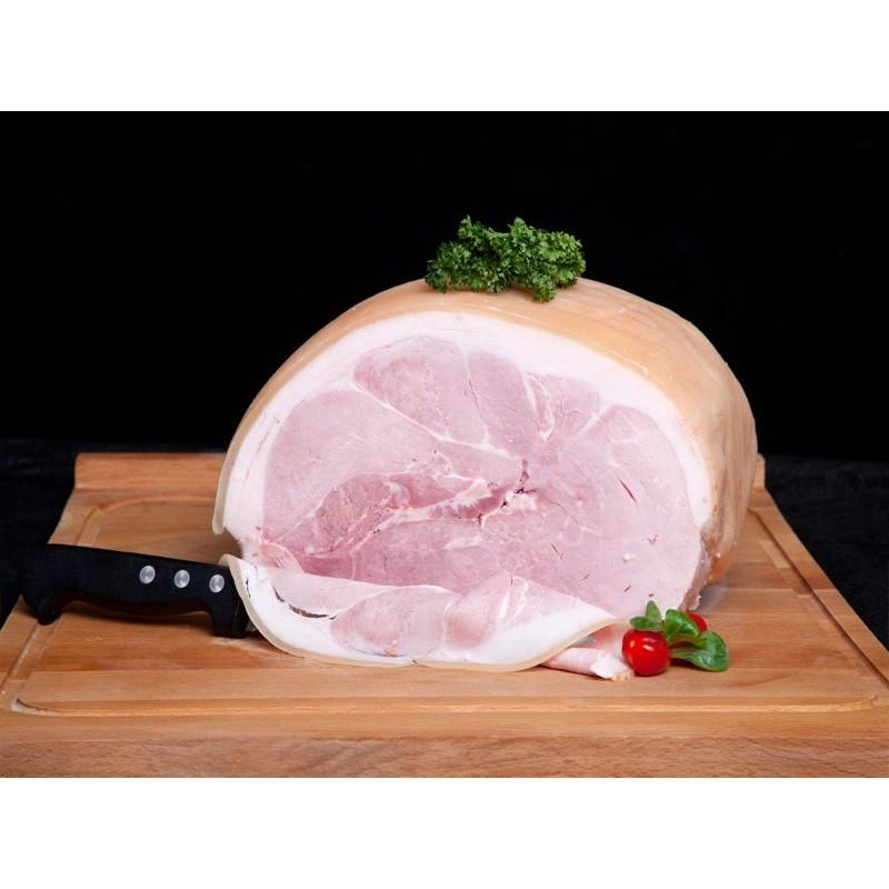 Jambon cuit pur porc Pays cathare tranché