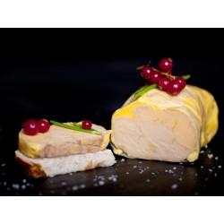 Foie gras mi-cuit de canard