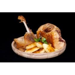 Confit de canard gras (cuisse + aile + magret) 1kg