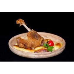 Confit de canard gras (2 cuisses) 700g