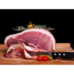 Jambon sec pur porc Pays cathare tranché